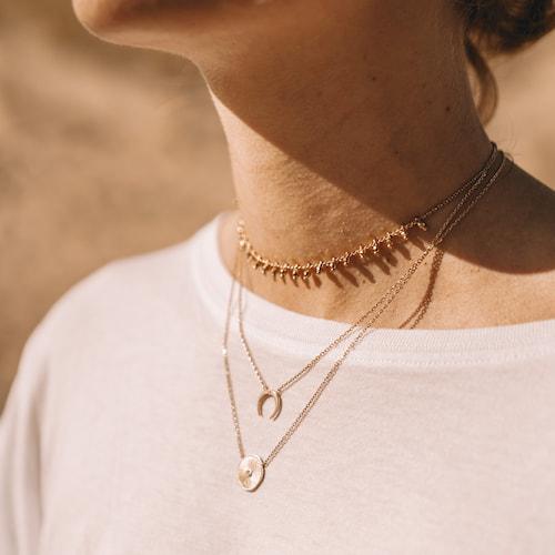 Bijoux fantaisie tendances plaqué or